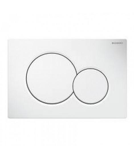 Przycisk spłukujący GEBERIT SIGMA 01 biały