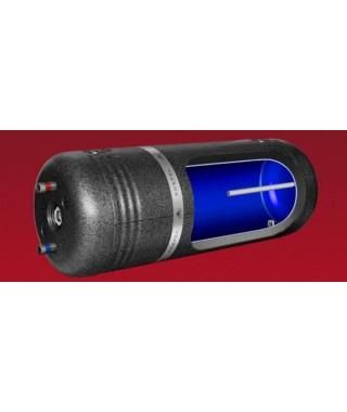 Zasobnik emaliowany KOSPEL WZ-120 TERMO-HIT czarny polistyren