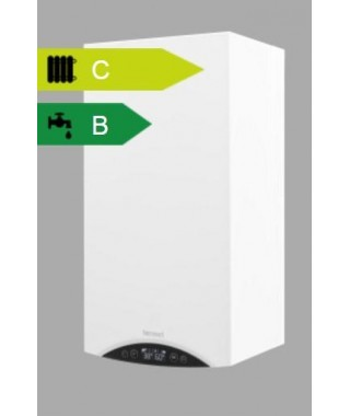 TERMET MINIMAX ELEGANCE GCO-DP-13-10 (13/24) z otwartą komorą spalania GZ-41,5 z pompą elektroniczną NOWOŚĆ!