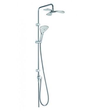 Zestaw prysznicowy KLUDI DUAL SHOWER SYSTEM FIZZ