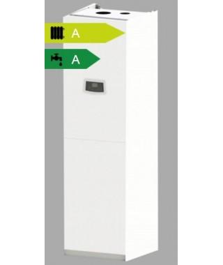 Kocioł kondensacyjny z wbudowanym zasobnikiem 107l TERMET ECOCONDENS SOLID PLUS 25 GZ 50 WKD4731000000
