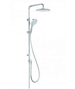 Zestaw prysznicowy KLUDI DUAL SHOWER SYSTEM FRESHLINE
