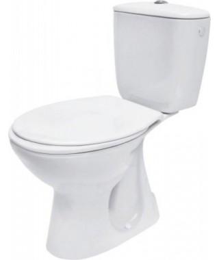 WC kompakt CERSANIT ATLANTIC odpływ pionowy + deska