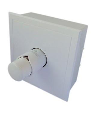 Kasetowy zawór termostatyczny SCHLOSSER do ogrzewania podłogowego G3/4