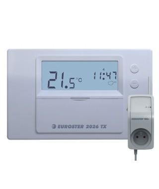 Regulator temperatury bezprzewodowy EUROSTER 2026TXRXG
