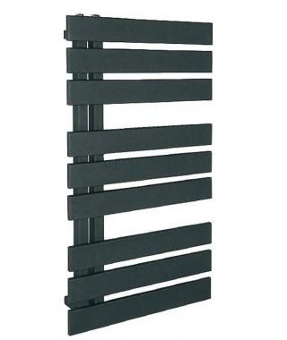 Grzejnik łazienkowy NAMELESS 50/90 INSTAL-PROJEKT czarny (black structure)