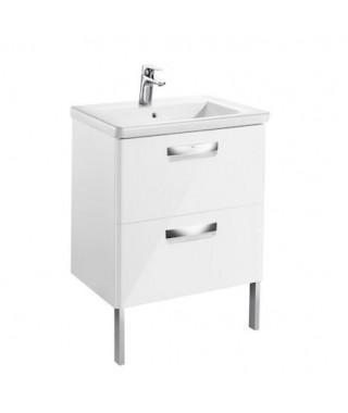 ROCA GAP-N Unik Zestaw łazienkowy 60cm biały połysk A851464806