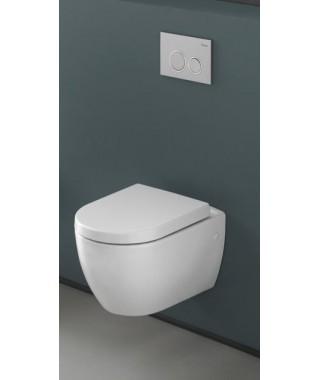 Miska WC wisząca CITY CeraStyle biała