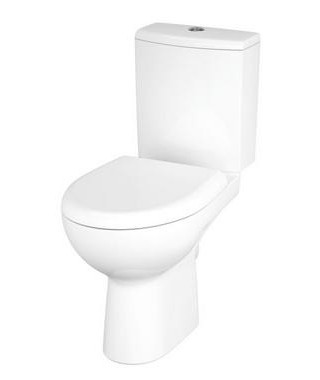 Wc kompakt CERSANIT Nature clean on + deska duroplast