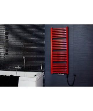 Grzejnik łazienkowy RETTO 50/140 INSTAL-PROJEKT power red C81