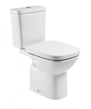 Miska WC kompaktowa ROCA DEBBA o/poziomy