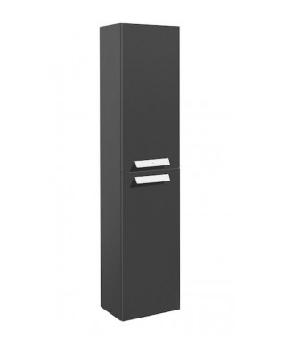 Kolumna wysoka obustronna 150 cm ROCA DEBBA .antracyt