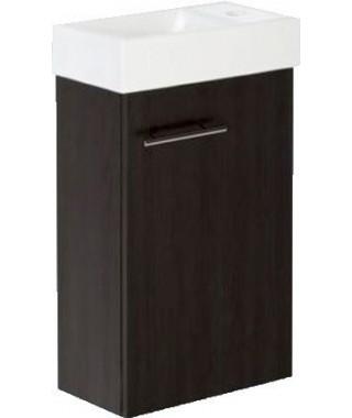 Zestaw łazienkowy KIM D40 szafka + umywalka 40 wenge DEFTRANS