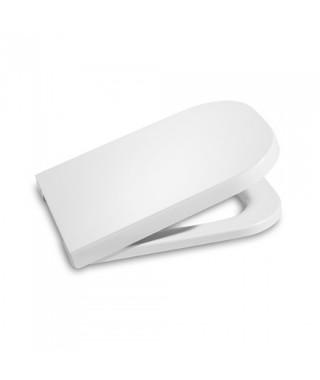 ROCA GAP deska wc duroplast wolnoopadająca clean rim A801732004