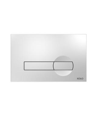 Przycisk spłukujący CLIP do stelaża KOŁO TECHNIC GT do WC. chrom