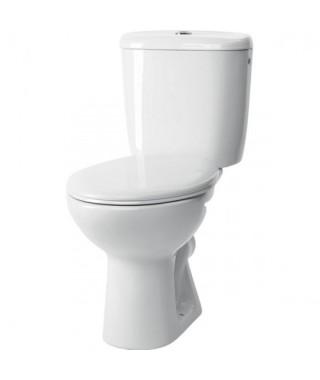 Kompakt WC ROCA MADALENA odpływ poziomy + deska