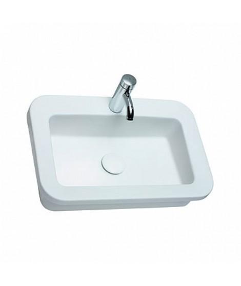 Umywalka wpuszczana w blat KOŁO COCKTAIL 65 prostokątna