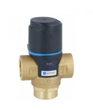 AFRISO ATM 333 DN20, Rp3/4 termostatyczny zawór mieszający, zakres temperatury 35-60st.C, Kvs 1,6 1233310