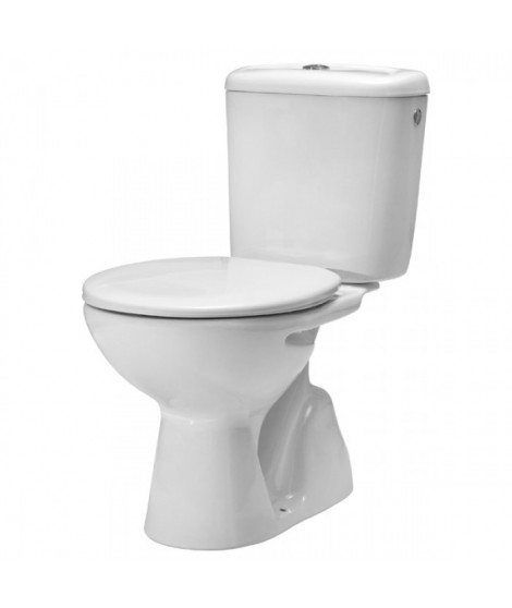 Kompakt WC ROCA MADALENA odpływ pionowy + deska