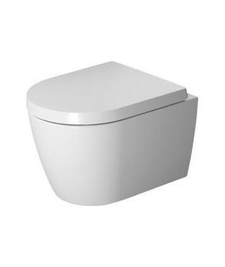 DURASTYLE zestaw WC miska Rimless wisząca z deską wolnoopadającą DURAVIT