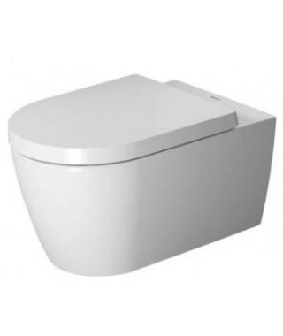 ME by Starck zestaw WC miska Rimless wisząca z deską wolnoopadającą DURAVIT
