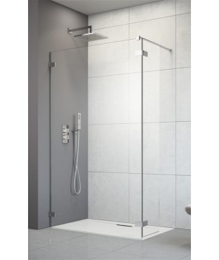 Ścianka Walk-In RADAWAY Arta Walk In W3 80cm