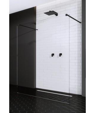 Ścianka Walk-In RADAWAY Modo New Black I 120cm