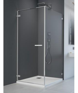 Drzwi prysznicowe wahadłowe ARTA KDJ I 80cm RADAWAY lewe