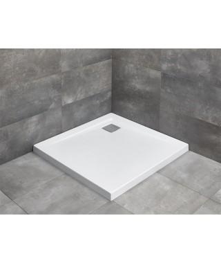 Brodzik kwadratowy 100x100x5,5cm RADAWAY ARGOS C