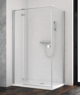 Drzwi prysznicowe 80cm ESSENZA NEW KDJ RADAWAY lewe