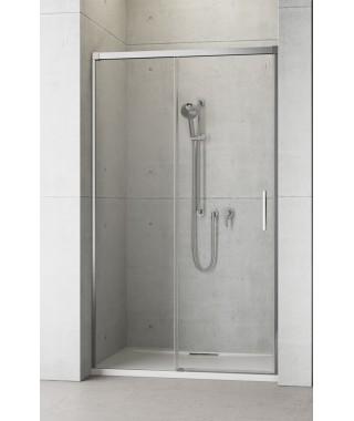 Drzwi wnękowe prawe RADAWAY IDEA 140x205 szkło przejrzyste