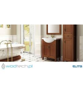Współczesna łazienka retro