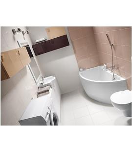 Jak urządzić łazienkę w bloku? Pomysły na praktyczną i nowoczesną aranżację